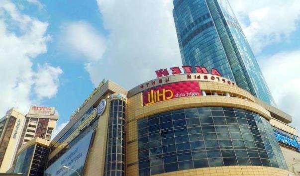 Бізнес-центр «Антей»