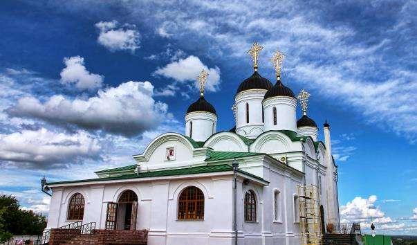 Муромський Спасо-Преображенський чоловічий монастир