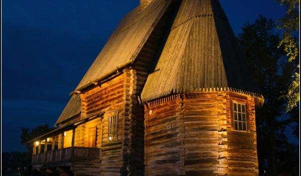 Церква Миколи Чудотворця з Глотова