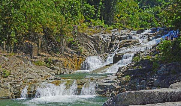 Водоспад Янг Бей