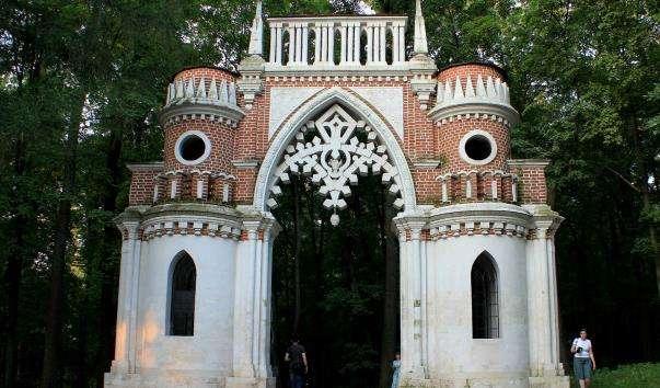 Виноградні ворота