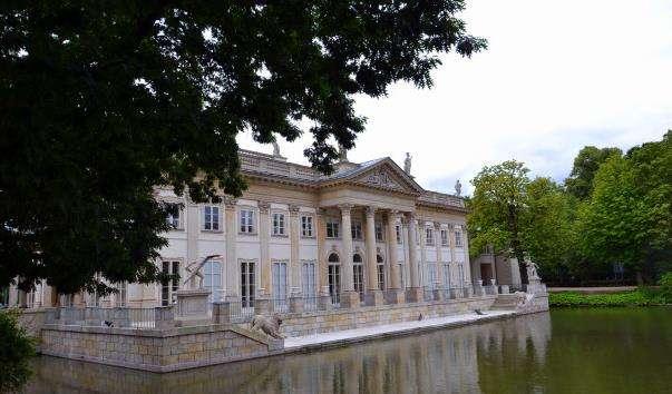 Палац в Лазенках
