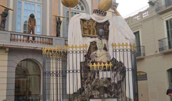 Памятник каталонському філософу Франсеску Пужольсу