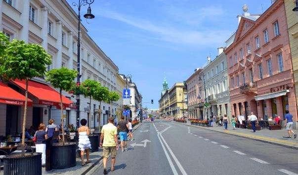Проспект Краківське передмістя