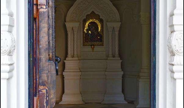Могила князя Пожарського в Спасо-Євфімієвім монастирі