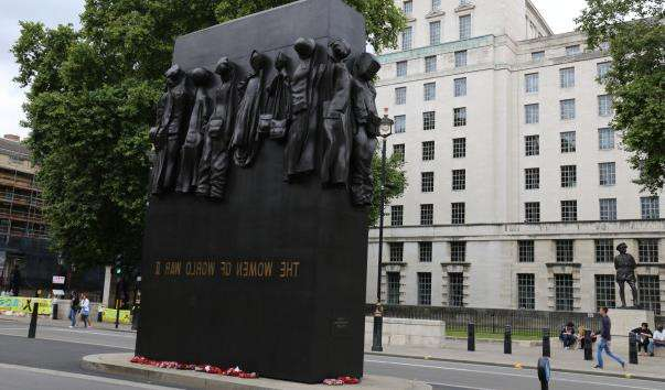 Памятник жінкам Другої світової війни