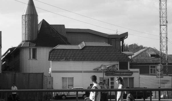 Пензенський залізничний вокзал