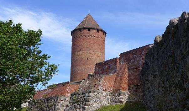 Замок Турайда