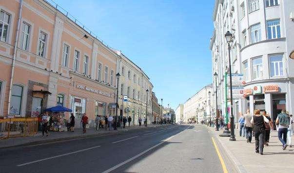 Вулиця Маросейка