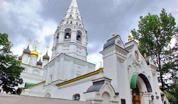 Церква Спаса Преображення на Арбаті