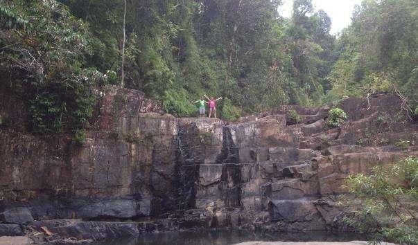 Водоспад Клонг Прао