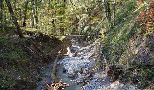 Тешебско-Гебиусские водоспади