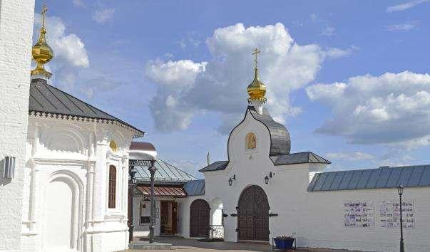 Абалакский монастир