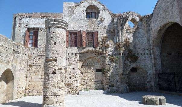 Храм Афродіти