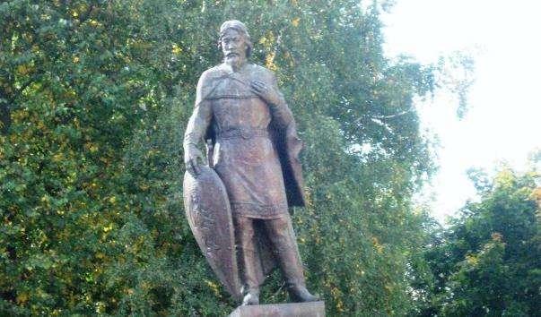 Памятник Олександру Невському