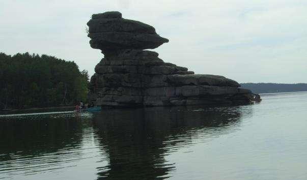 Озеро Борове