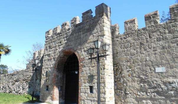 Історико-архітектурний комплекс «Великий Пітіунт»