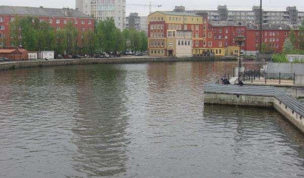 Річка Преголя