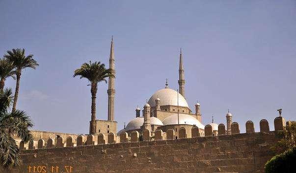 Мечеть Мухаммеда Алі