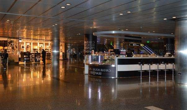 Міжнародний аеропорт NDIA