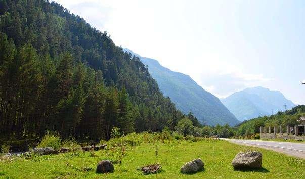 Долина Нарзанів