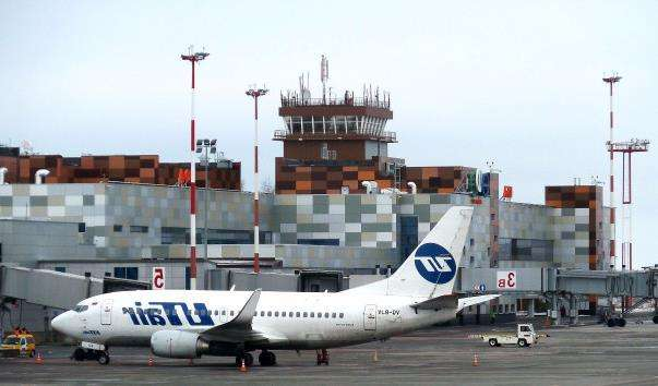 Аеропорт Уфи