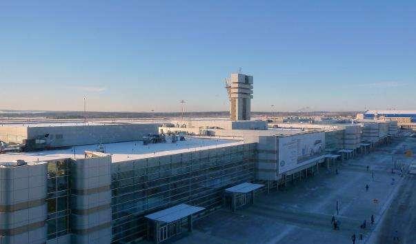 Аеропорт Кольцово