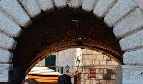 Морські ворота у Которі