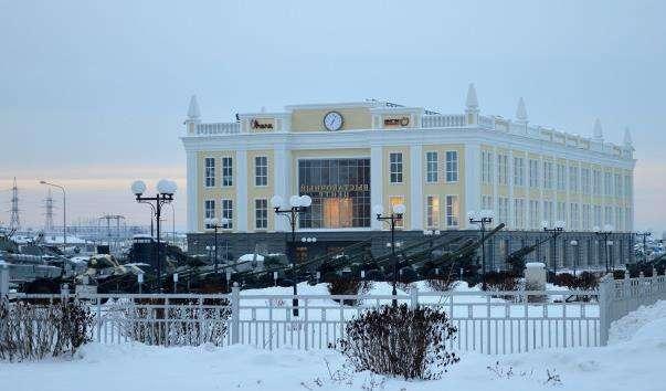 Музей військової техніки «Бойова слава Уралу»