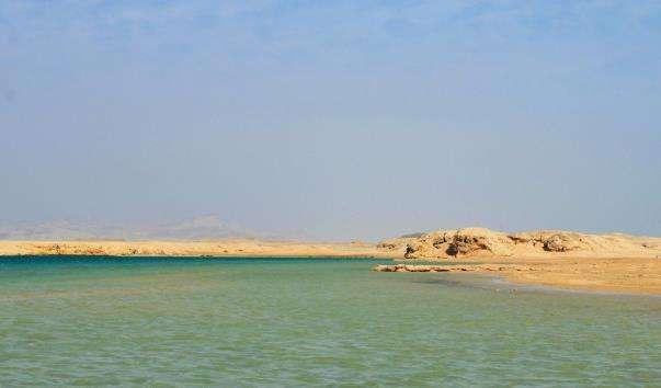 Озеро Бажань