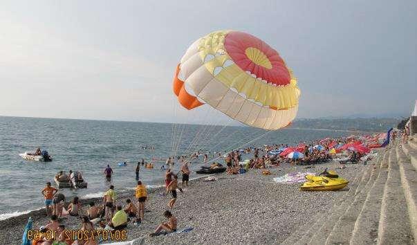 Пляж Кобулеті