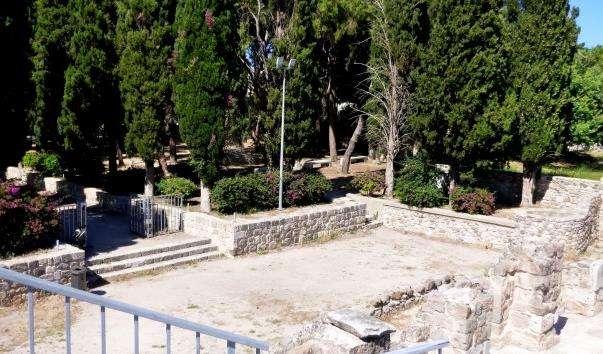 Римський амфітеатр Одеон