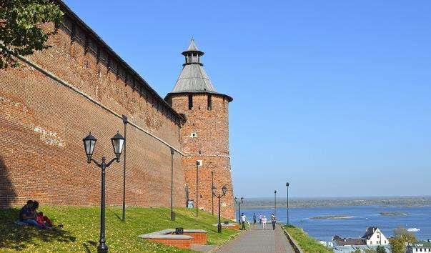 Тайницкая вежа Нижегородського кремля