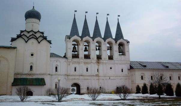 Тихвінський Богородичний Успенський чоловічий монастир