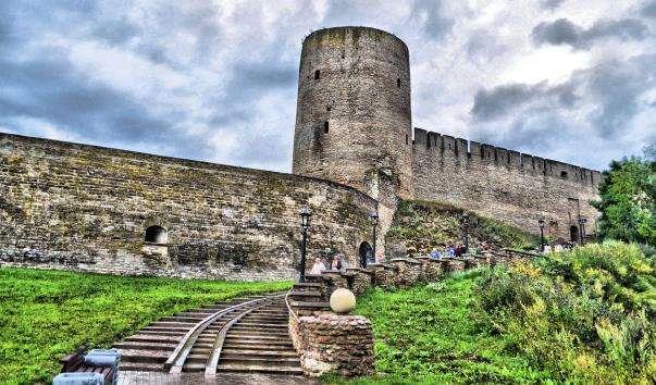 Івангородська фортеця