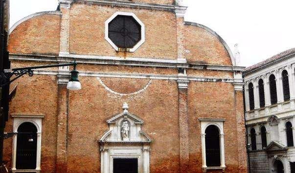 Церква святого Іоанна Милостивого в Венеції