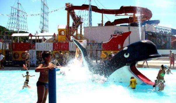 Аквапарк Дельфін