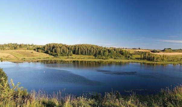 Городищенське озеро