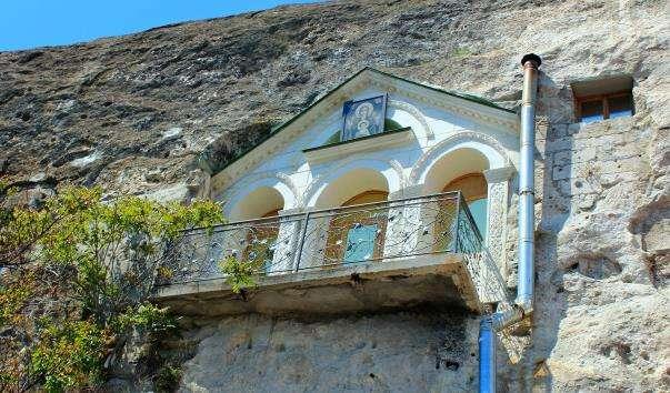 Інкерманський Свято-Климентівський печерний чоловічий монастир