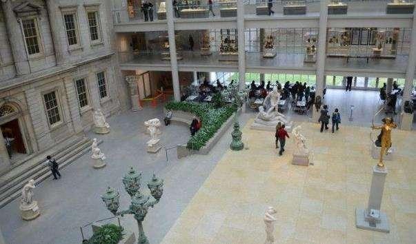 Музей Метрополітен
