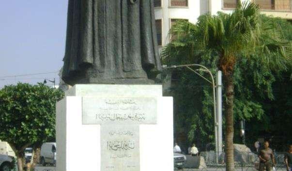 Памятник Ібн Хальдуну