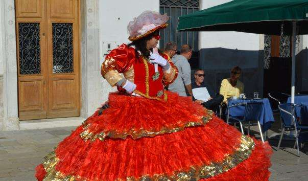 Нова набережна у Венеції