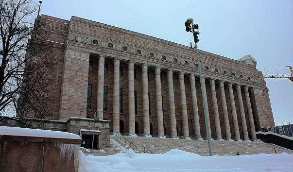 Будівля Парламенту Гельсінкі