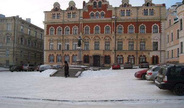 Стара ратуша Виборга