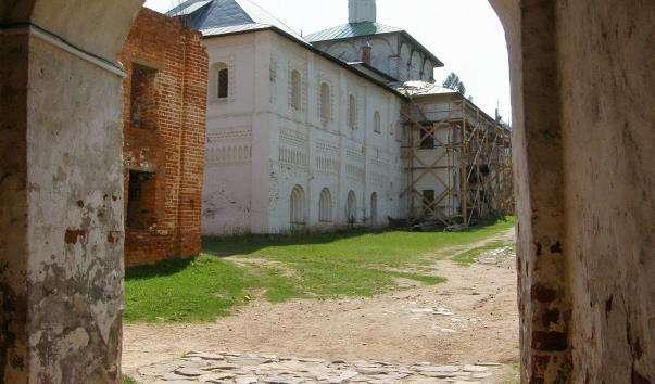 Ростовський Борисоглібський монастир