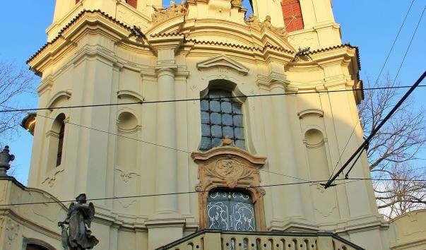 Костел Святого Яна Непомуцького на Скалце