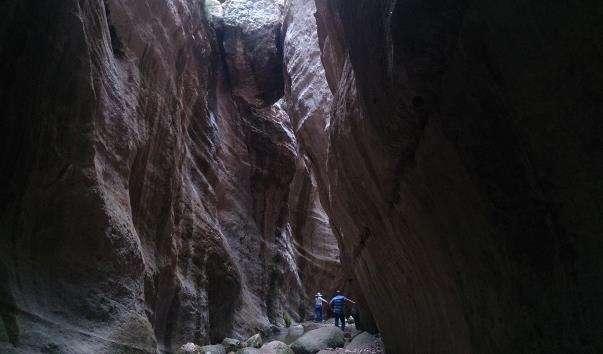 Ущелині Авагас