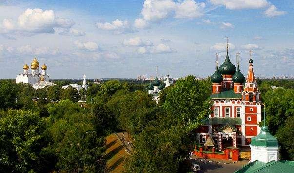 Історичний центр Ярославля