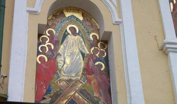 Успенський собор Псково-Печерського монастиря