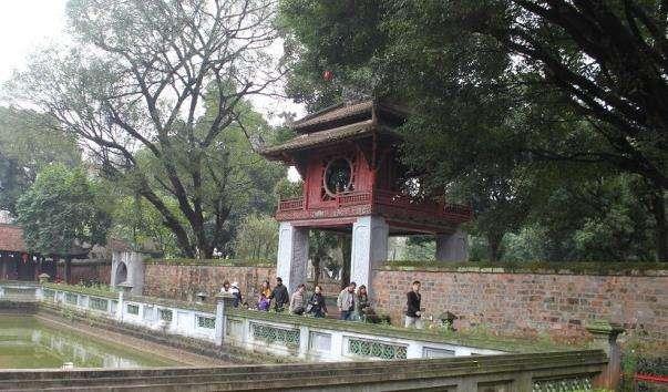 Храм Літератури в Ханої